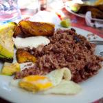 nicaragua breakfast idea