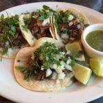 street salvadoran tacos